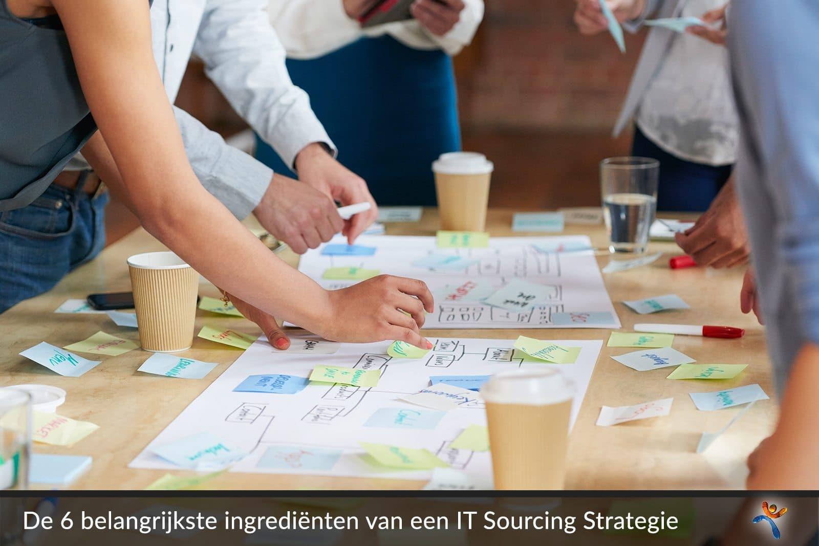 De 6 belangrijkste ingredienten van een IT Sourcing Strategie - DiVetro