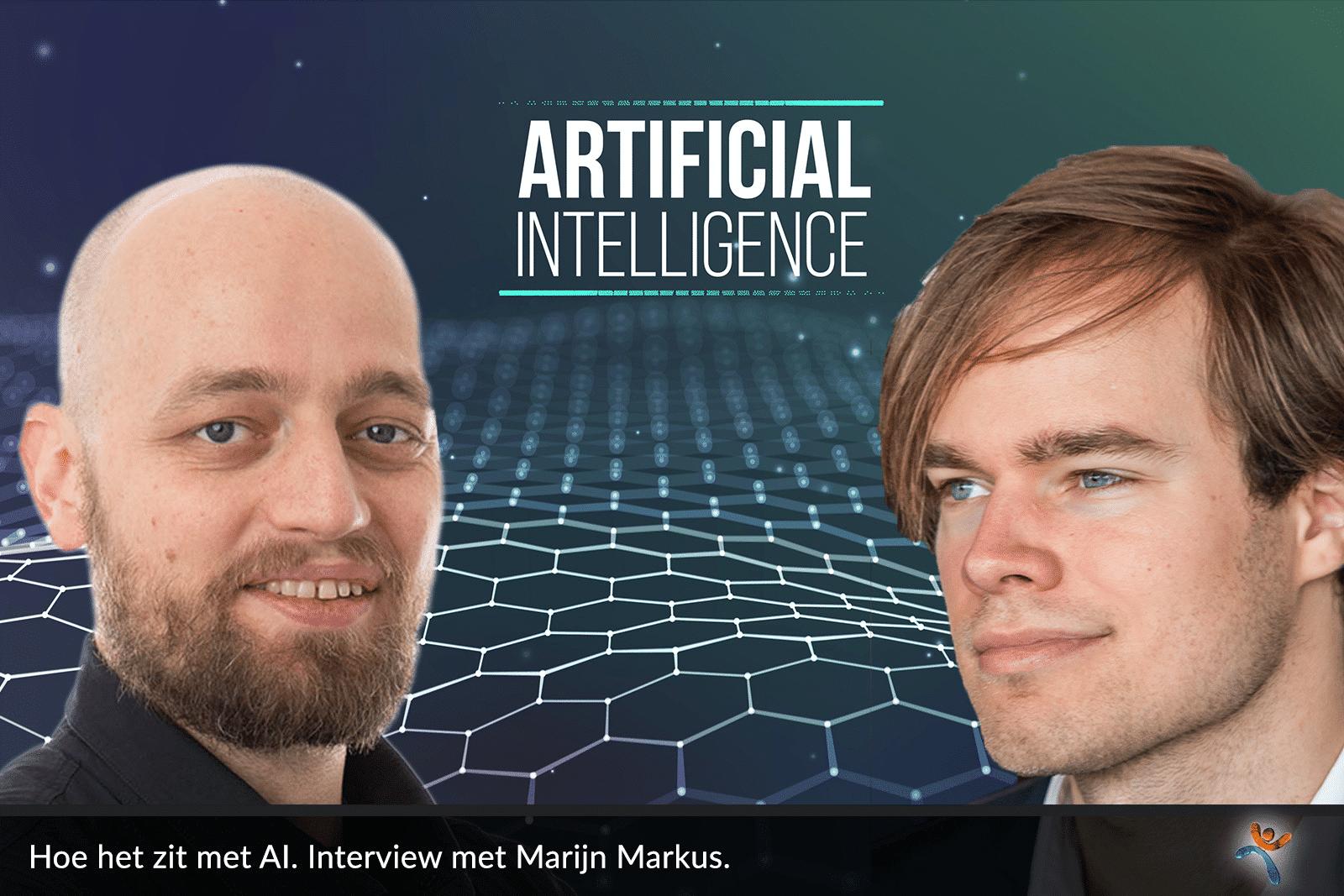 De wereld verbeteren met AI met Marijn Markus