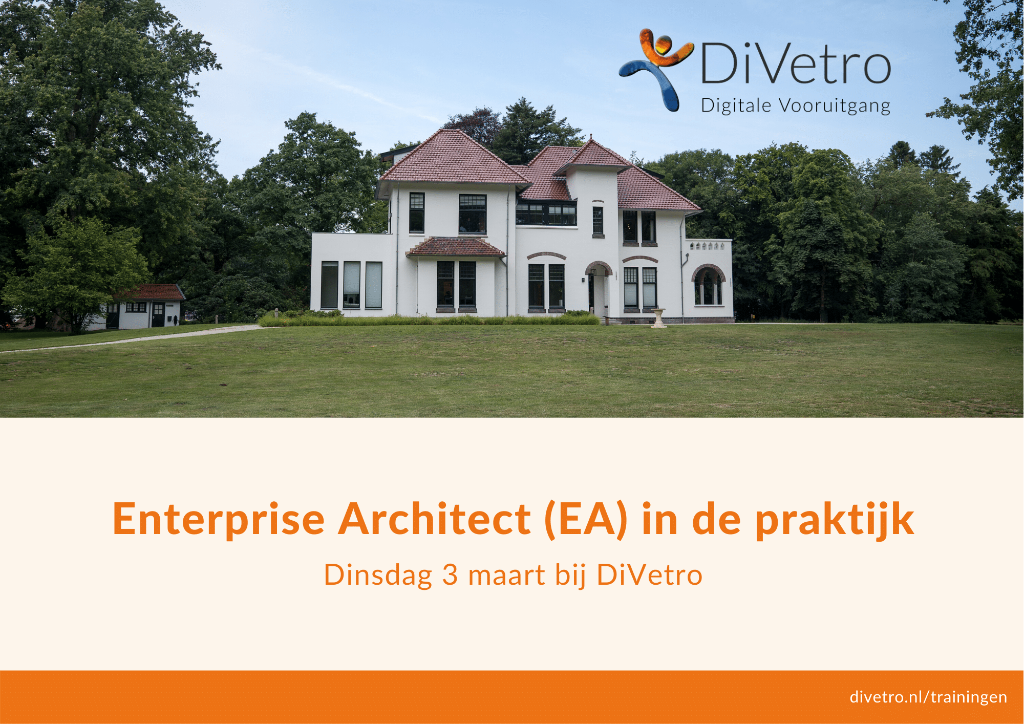 Enterprise Architect training