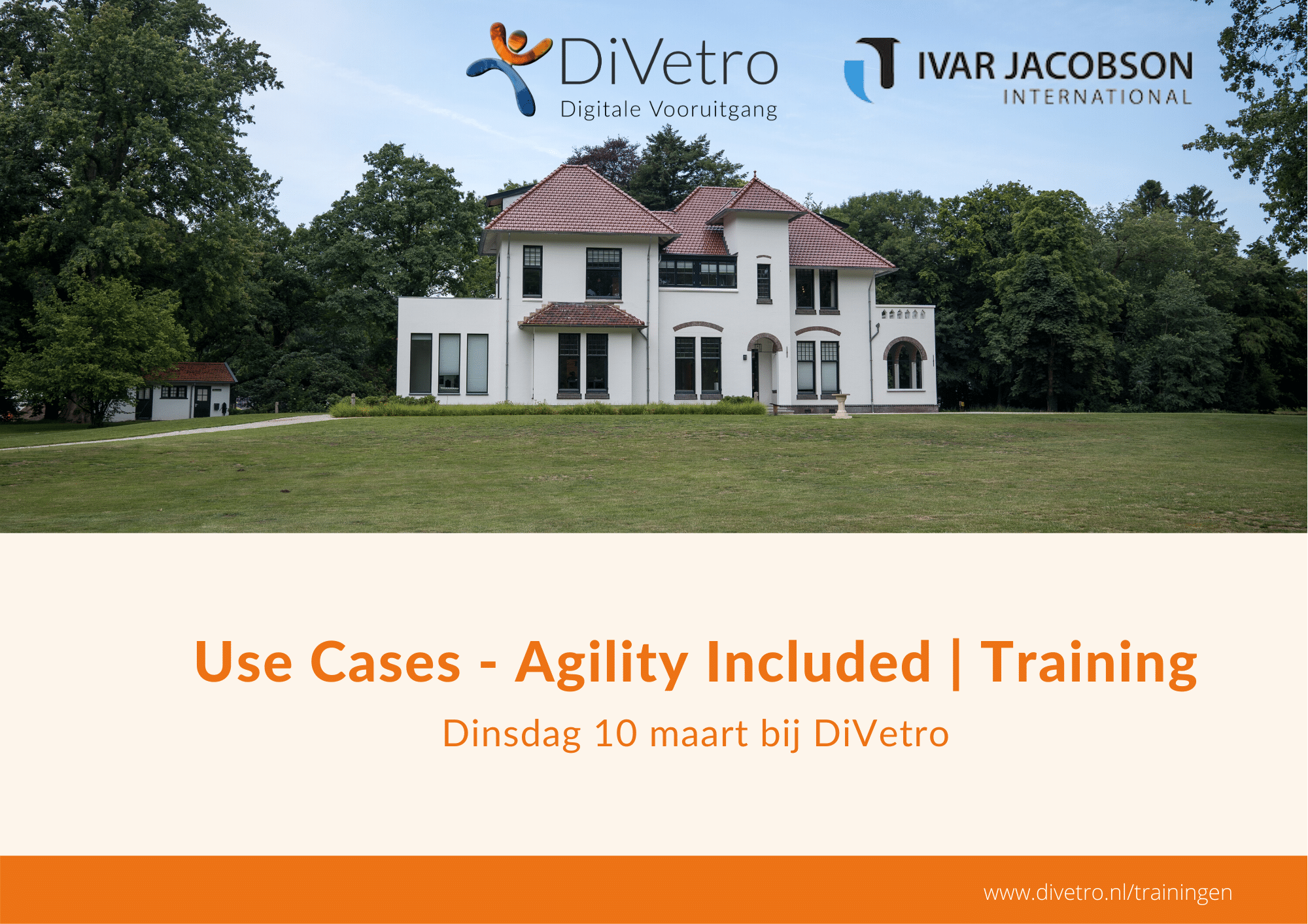 Use Cases - Agility Included Training